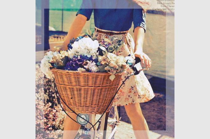 花柄スカートの着こなし・コーディネート集