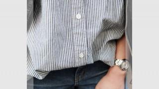 ボーイフレンドシャツの着こなし・コーディネート集